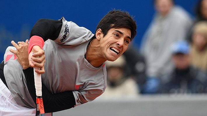 """ATP destaca la """"gran irrupción"""" de Cristian Garin tras alcanzar su tercera final este año"""