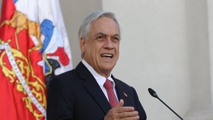 """Piñera revela que habló con Leopoldo López y destaca su """"noble causa para terminar dictadura y recuperar libertad en Venezuela"""""""