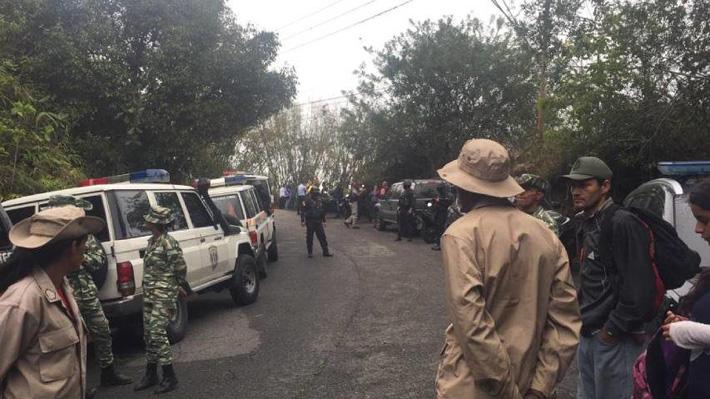 Venezuela: Maduro confirma que helicóptero militar cayó a tierra dejando siete fallecidos