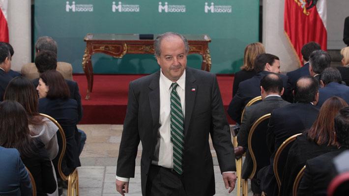Ministro Monckeberg asegura que proyecto que flexibiliza jornada laboral ingresará por el Senado
