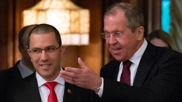 """Rusia condena """"campaña"""" de EE.UU. para derrocar al Gobierno venezolano"""