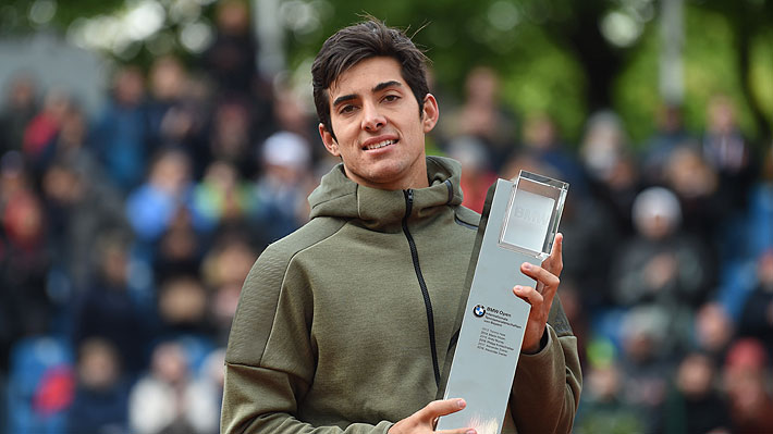 Todos los récords y los tremendos números de Cristian Garin en lo que va de la temporada tras ganar el título en Munich