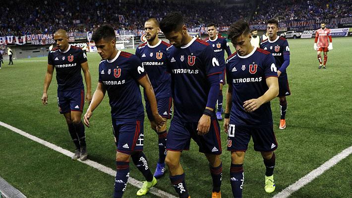 La U cae ante Audax mostrando un opaco nivel, suma ocho partidos sin ganar y sigue como colista exclusivo del Torneo