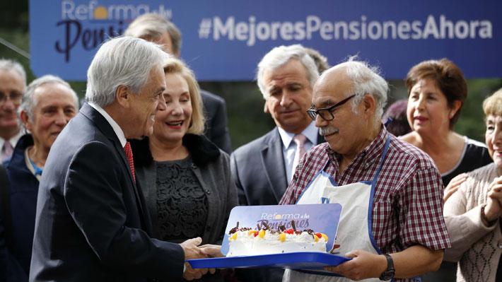 La Moneda ante primera valla de pensiones: Por qué un rechazo a la idea de legislar sería menos dramático que en la tributaria