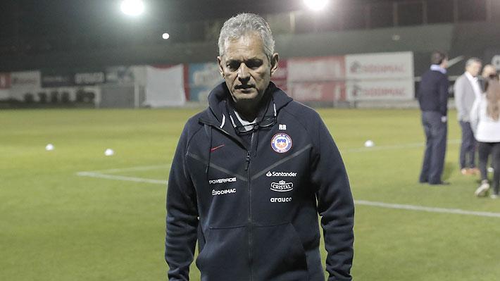 ANFP reveló los jugadores que visitó Reinaldo Rueda en su gira por Europa y los temas que tocó