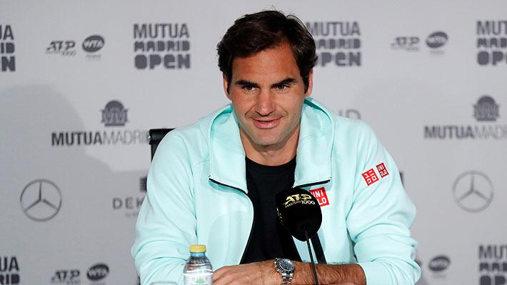 Federer explica qué tipo de persona le gustaría ser si no fuese tenista y cuenta cómo se ve en 10 años más