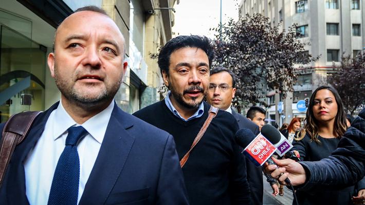 Fiscalía recibe nueva denuncia contra Arias y persecutor pretende apelar a su suspensión