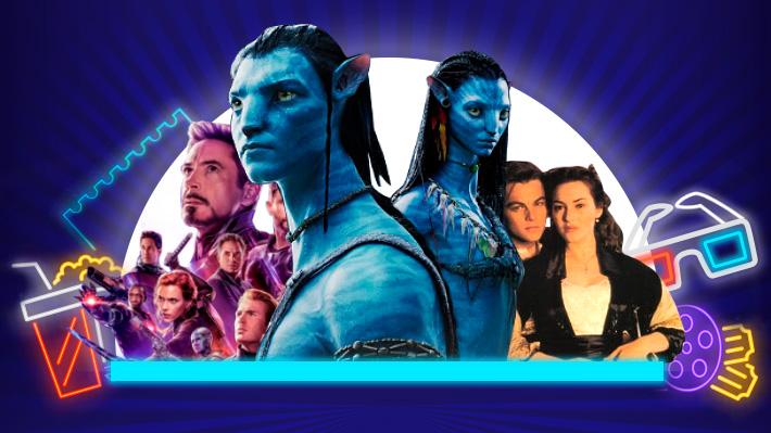 """""""Avengers: Endgame"""" a un paso de la cima: Conoce cuáles son las películas más taquilleras de la historia"""