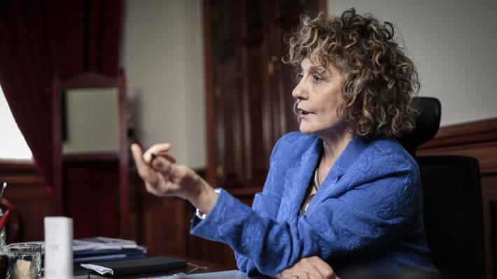 """Presidente del Senado dice que Dobra Lusic debe tener la """"oportunidad"""" de aclarar acusaciones en su contra"""