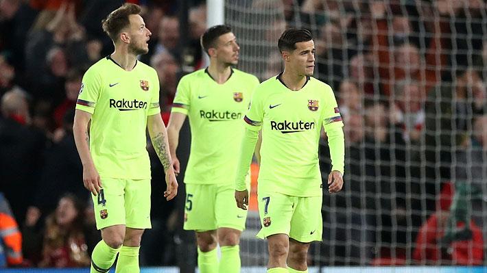 """""""Sólo Vidal estuvo a la altura"""": Así analizaron y destrozaron a los jugadores del Barcelona tras humillante eliminación"""