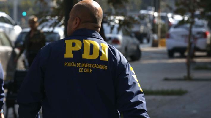 PDI detiene a sospechoso de crimen de mujer que fue hallada al interior de una maleta en Providencia