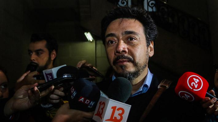 """Emiliano Arias tras declarar ante el fiscal Eugenio Campos por cerca de 10 horas: """"No tengo absolutamente nada que ocultar"""""""