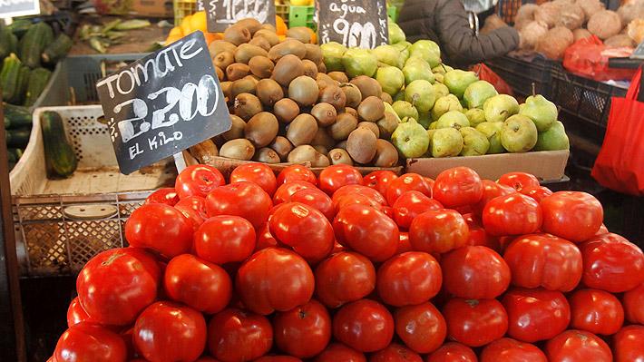 IPC de abril sube 0,3% en línea con lo esperado: Destacan alzas de las bencinas y tomates