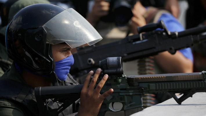 Maduro expulsa al ex jefe del Sebin y a otros 54 militares tras fallido alzamiento en Venezuela