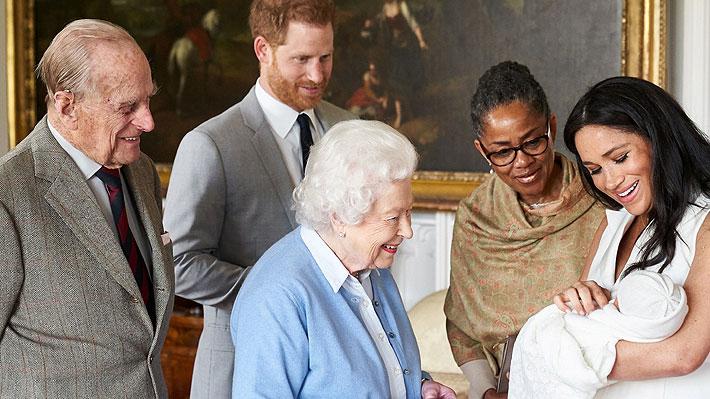 Qué significa y de dónde viene Archie, el nombre que eligieron los duques de Sussex para su primogénito