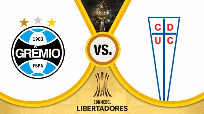 Repasa la derrota de la UC ante Gremio que la dejó sin Copa Libertadores