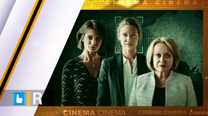 "#YoRecomiendo: ""Secret City"", la adictiva serie de intriga política que Ana Josefa Silva invita a seguir"
