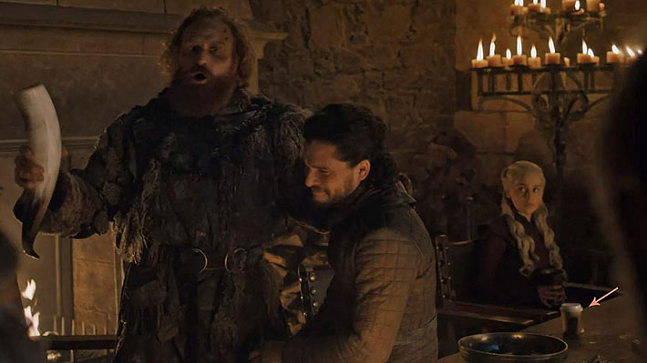 Game of Thrones: La increíble y millonaria cifra en publicidad gratis que le habría reportado el error de la serie a Starbucks