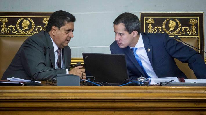 """Estados Unidos advierte que detención de vicepresidente de la Asamblea Nacional en Venezuela tendrá """"consecuencias"""""""