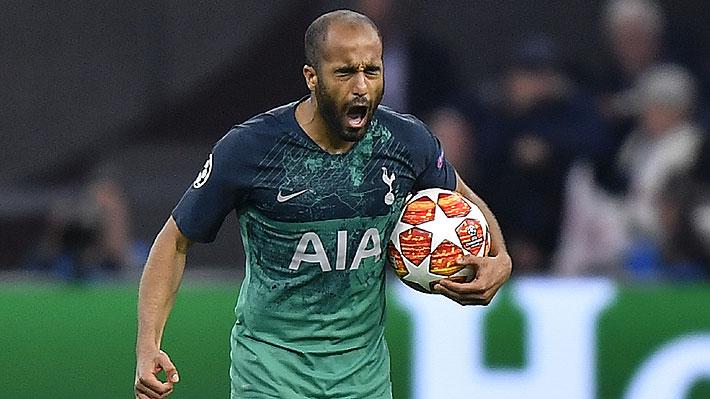 Emocionante momento: Héroe del Tottenham llora al ver su agónico gol minutos después de la increíble hazaña