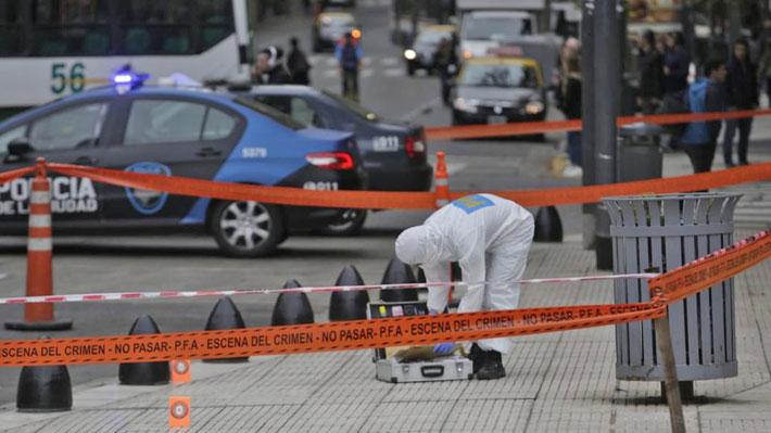 Diputado y funcionario provincial son baleados en las cercanías del Congreso en Argentina