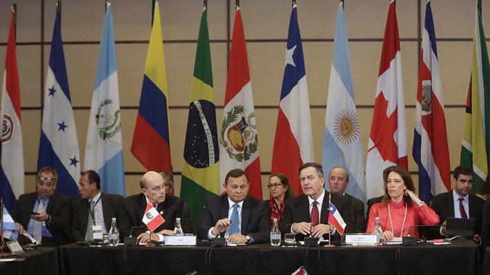 Grupo de Lima condena decisión de Asamblea Constituyente venezolana de quitar inmunidad a diputados opositores