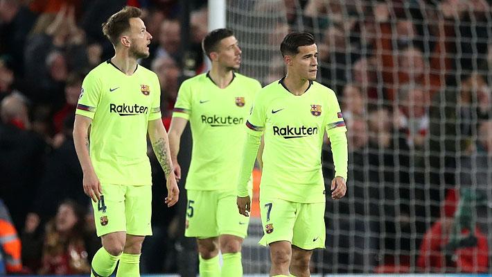 """Ya se habla de una """"revolución"""" en el Barcelona tras el fracaso en Champions: Los que se irían y los posibles refuerzos"""