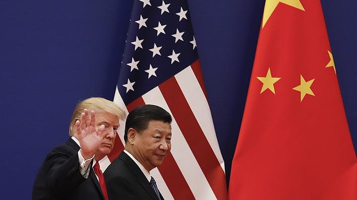 """Trump dice que pacto con China aún es """"posible"""" tras recibir """"hermosa carta"""" de Xi Jinping"""