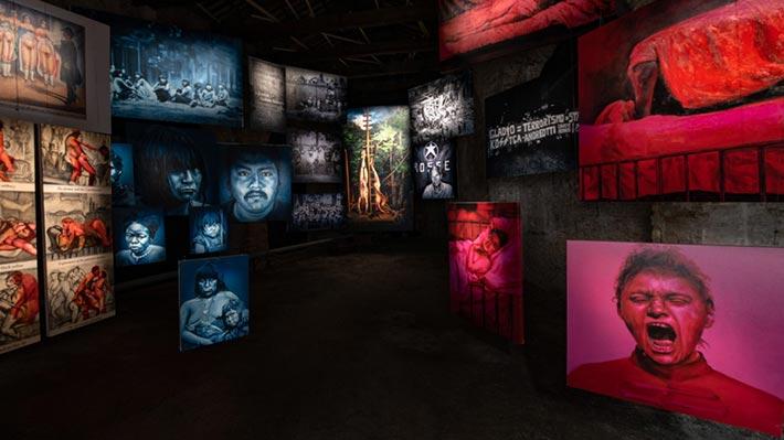 Galería: Chile abrió su pabellón en la Bienal de Venecia ante 300 asistentes