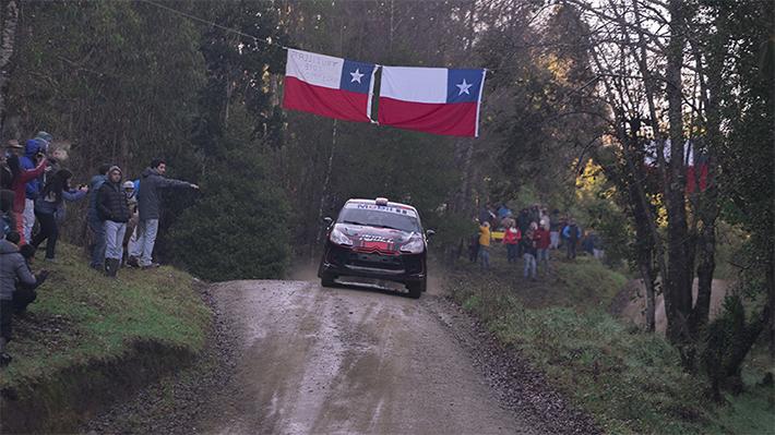 Organización del Mundial de Rally en Concepción recibe advertencia de la FIA por comportamiento del público