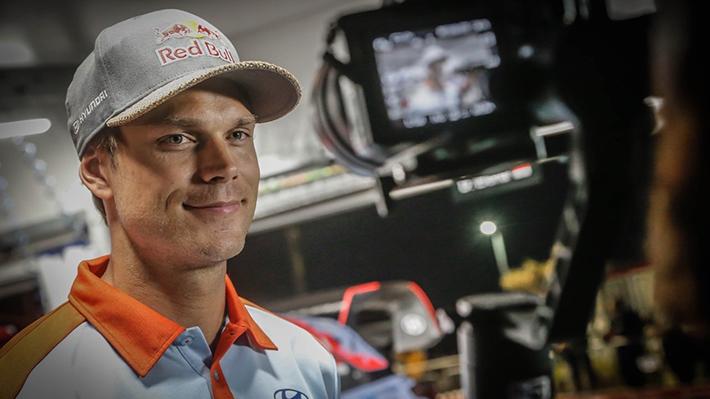 Piloto del Rally Mundial hace un llamado a la seguridad en las rutas de Concepción tras suspensión de prueba