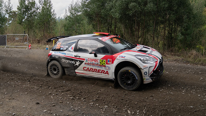 La seguridad se pone a prueba en el WRC de Concepción: Organización y pilotos piden apoyo del público