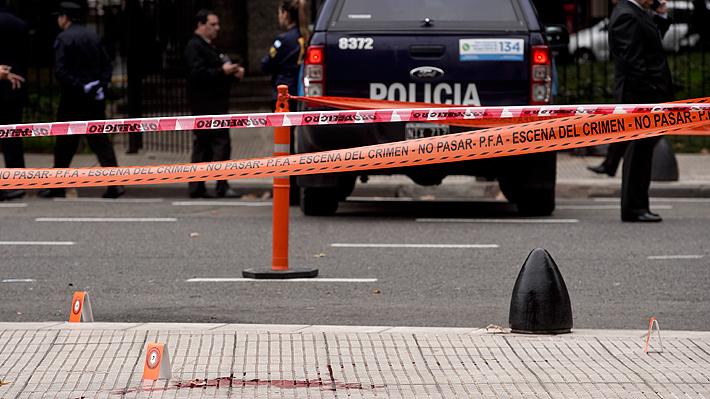 Detienen en Uruguay al que sería el autor de los disparos en ataque a diputado argentino y su asesor