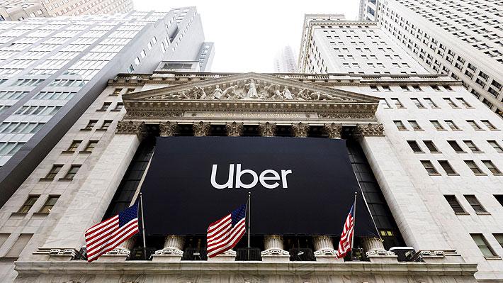 Uber no logra cumplir con las expectativas en su debut en Wall Street en medio de tensiones por guerra comercial