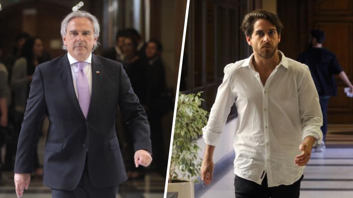 "UDI lleva a diputado Winter a la comisión de Ética por tratar de ""delincuente"" a senador Moreira"