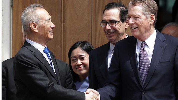 """EE.UU. y China cierran """"fructífera"""" ronda de negociación sin acuerdo, en medio de escalada arancelaria"""
