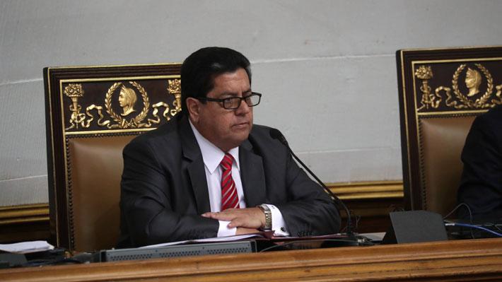 """Envían a cárcel militar a vicepresidente del Parlamento venezolano acusado de """"traición a la patria"""""""