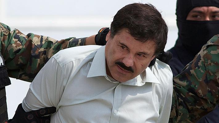 """Más horas al aire libre y tapones para los oídos: Las mejoras que pide """"El Chapo"""" Guzmán en prisión"""