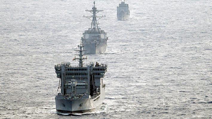 Crece la tensión en Medio Oriente: EE.UU. reforzará sus tropas con buque de guerra y misiles ante amenaza de Irán