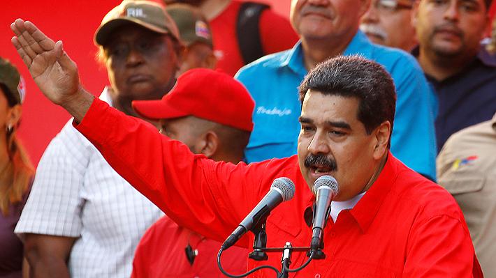 """Maduro arremete contra ex jefe de inteligencia de Venezuela tras alzamiento y lo acusa de ser un """"topo"""" de la CIA"""