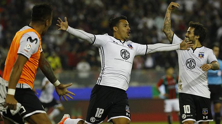 Colo Colo tiene una notable remontada en la parte final, gana a Palestino y es el nuevo sublíder