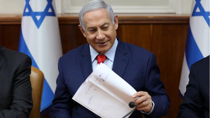 Netanyahu anuncia nuevo asentamiento en el Golán en honor a Donald Trump