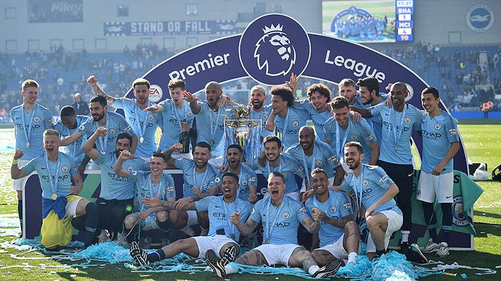 El City gana una apasionante y larga batalla al Liverpool y se consagra bicampeón de la Premier
