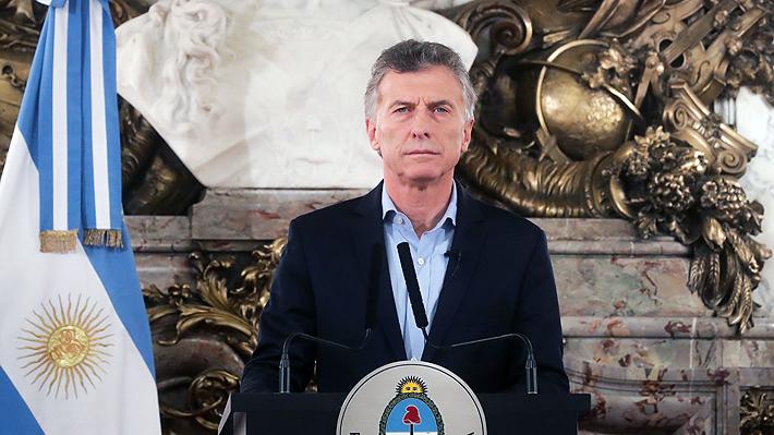 """Macri decreta duelo nacional en Argentina tras muerte de Héctor Olivares: """"Lo recordamos con un hombre recto y trabajador"""""""