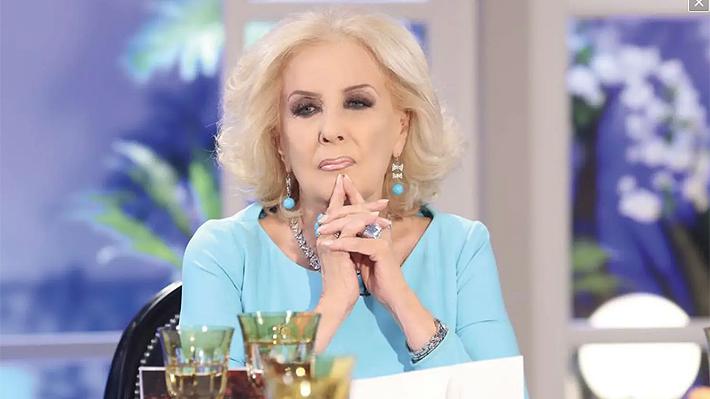 Histórica presentadora de televisión argentina, Mirtha Legrand, fue internada de urgencia y deberá ser operada