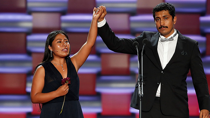 """Premios Platino: """"Roma"""" arrasa y se queda con cinco galardones, mientras que películas chilenas no ganaron"""