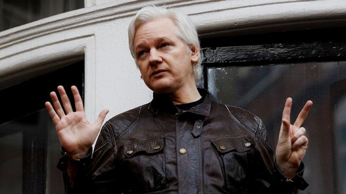 Fiscalía sueca reabre investigación contra Julian Assange por supuesta violación