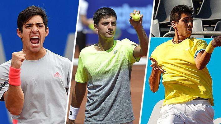 Garin sigue top 35 en el ranking ATP y Barrios con Tabilo alcanzan el mejor puesto de sus carreras