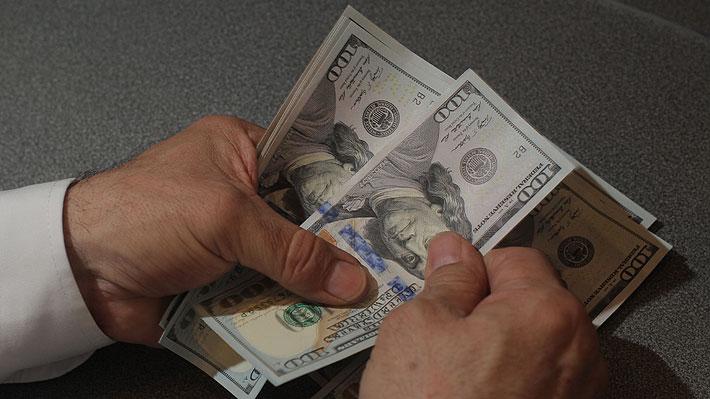 Dólar se dispara en Chile mientras que las bolsas europeas sufren duras caídas por guerra comercial