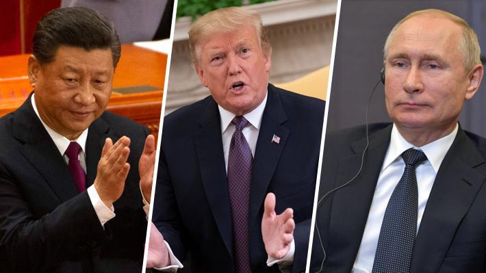 Trump asegura que se reunirá con Putin y Xi durante la cumbre del G20 en Japón